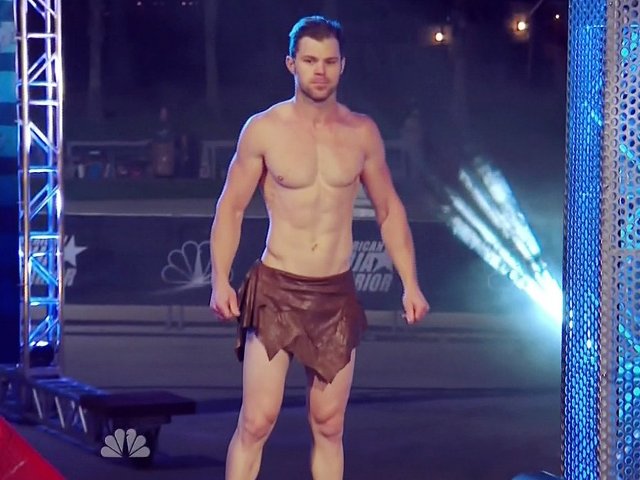american ninja warrior 2017 winner