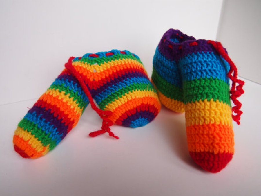 20 Handmade Willy Warmers For Students Who Walk To Class In The Cold