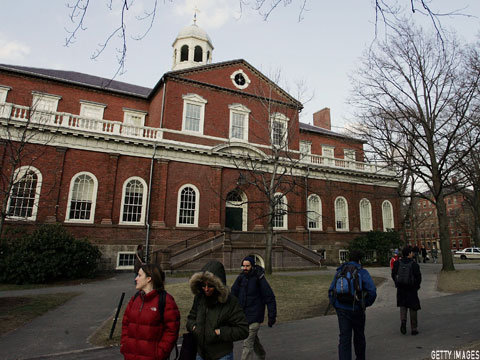 Harvard Leads the Way Offering Preferred Pronoun Options