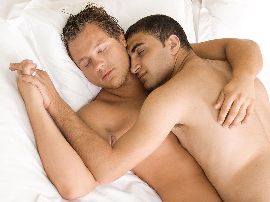 Gay Sleeping Sex 110