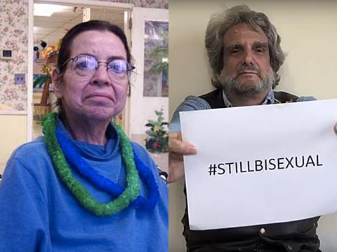 WATCH: Bisexual Pioneer Brenda Howard's Husband Celebrates Her with #StillBisexual Campaign