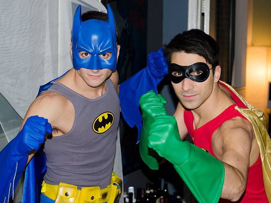 15 amazing halloween costumes for queer couples