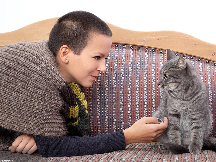 Girl dating site cats