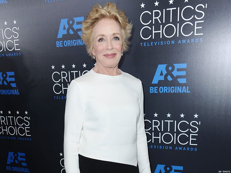 Two and a Half Men and The L Word Star Holland Taylor: 'I Am Out. I Live Out.'