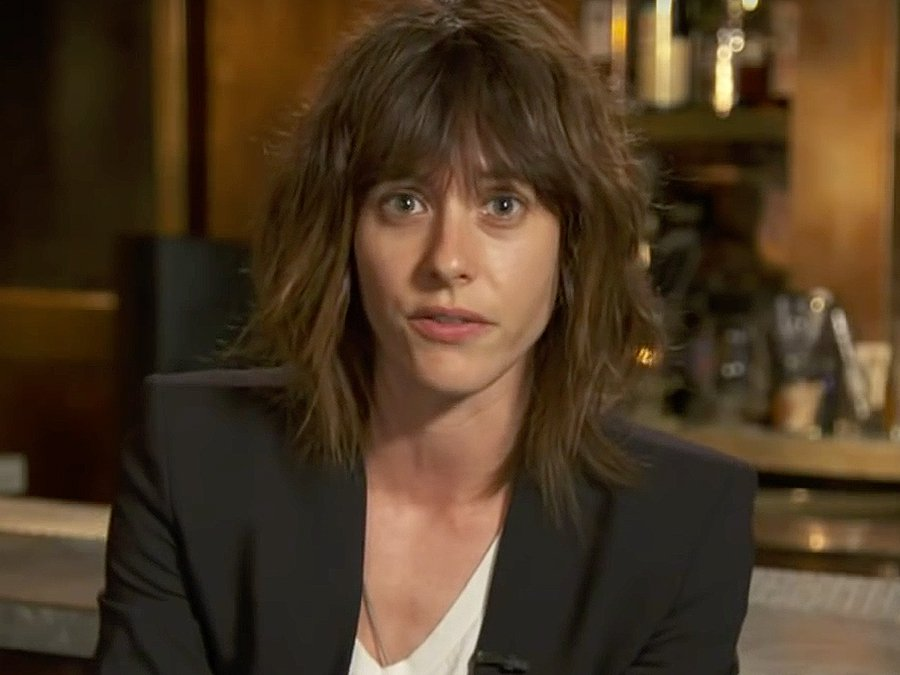 10 Stages Excitement Your Experience After Katherine Moennig Posted Video on Money Word Search