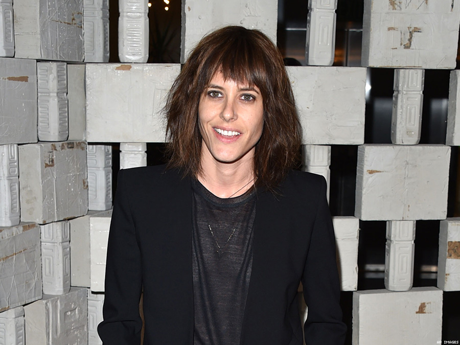 who is kate moennig dating now