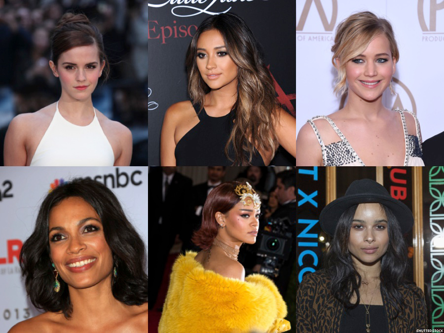 Zoe Kravitz Jennifer Lawrence Friends: 16 Celebrities We Wish Would Join Our Team