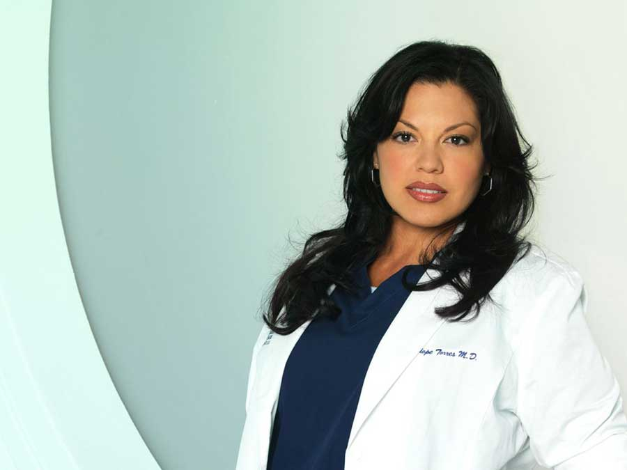 8 Reasons Grey's Anatomy's Callie Torres Will Always Be Our Badass Bisexual Role Model