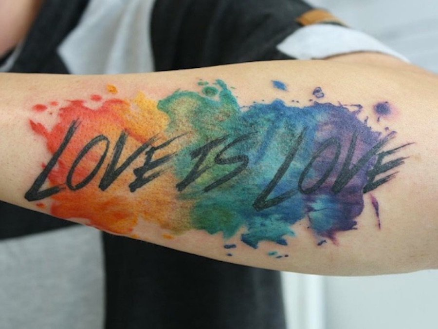 29 Tattoos To Show Your Pride