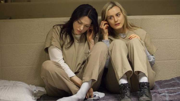 Why 'OITNB' won't say the word 'bisexual'.