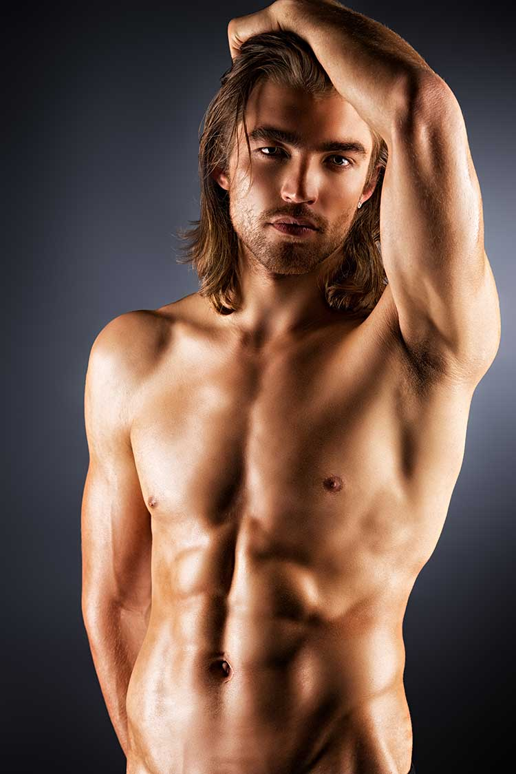 Naked Men Male Kneeling Pictures, Images and Stock Photos