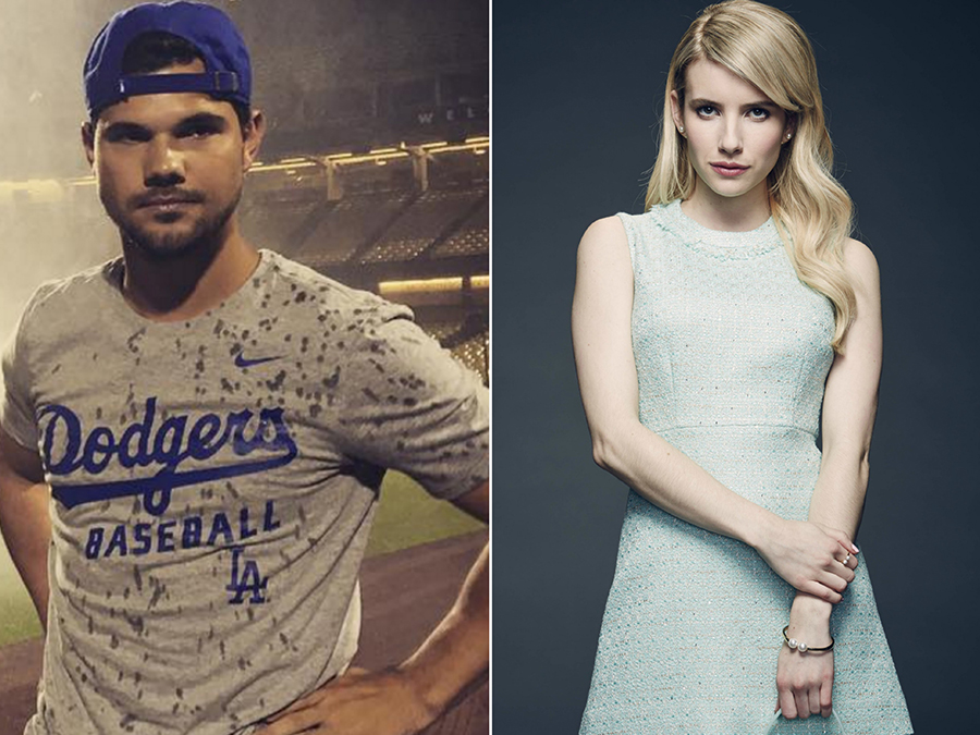 Taylor Lautner Is Officially a 'Scream Queens' Cast Member