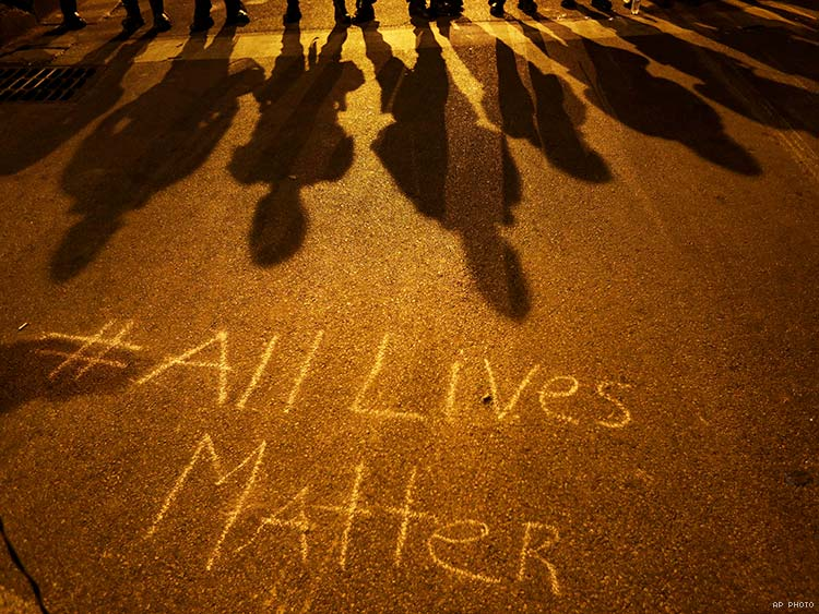 It's Time You Realize #AllLivesMatter is Racist, and We're Here to Help