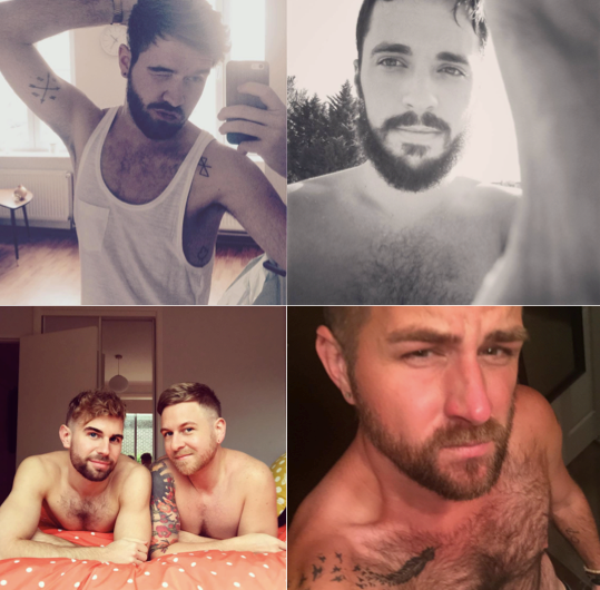 Remarkable, hairy gay sexy men opinion