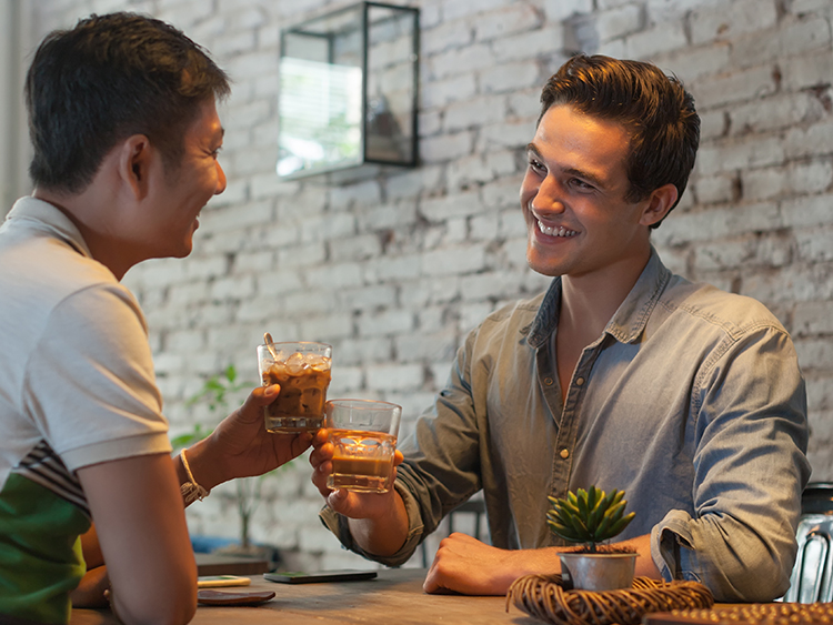 There s so much to do when gay dating