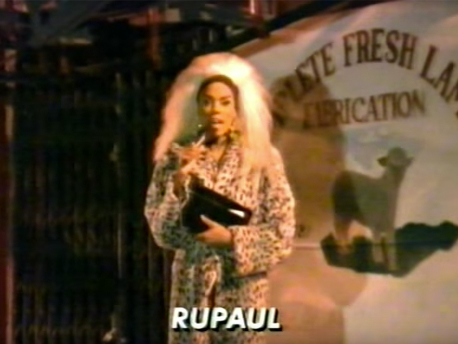 These Throwback Videos Show Just How Far RuPaul Has Come