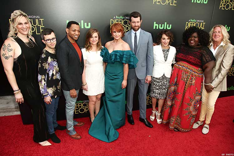 Difficult People's Shakina Nayfack Is The Trans Star You