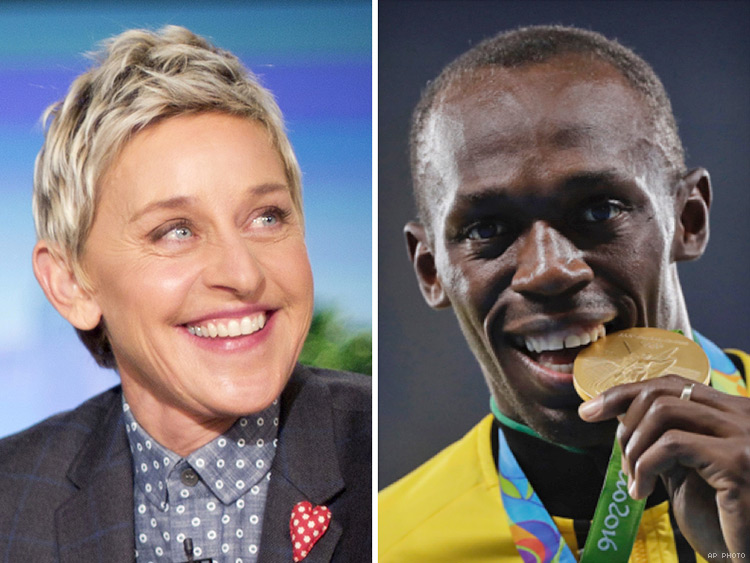 ellen-degeneres-and-usain-bolt