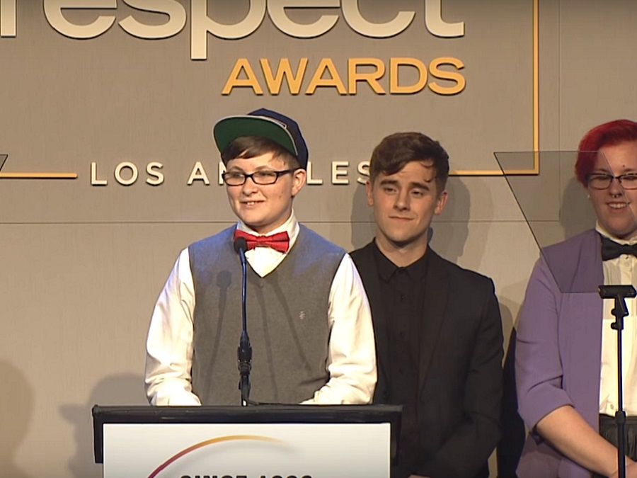 glsen student advocate of the year