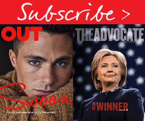 Out and Advocate Magazine