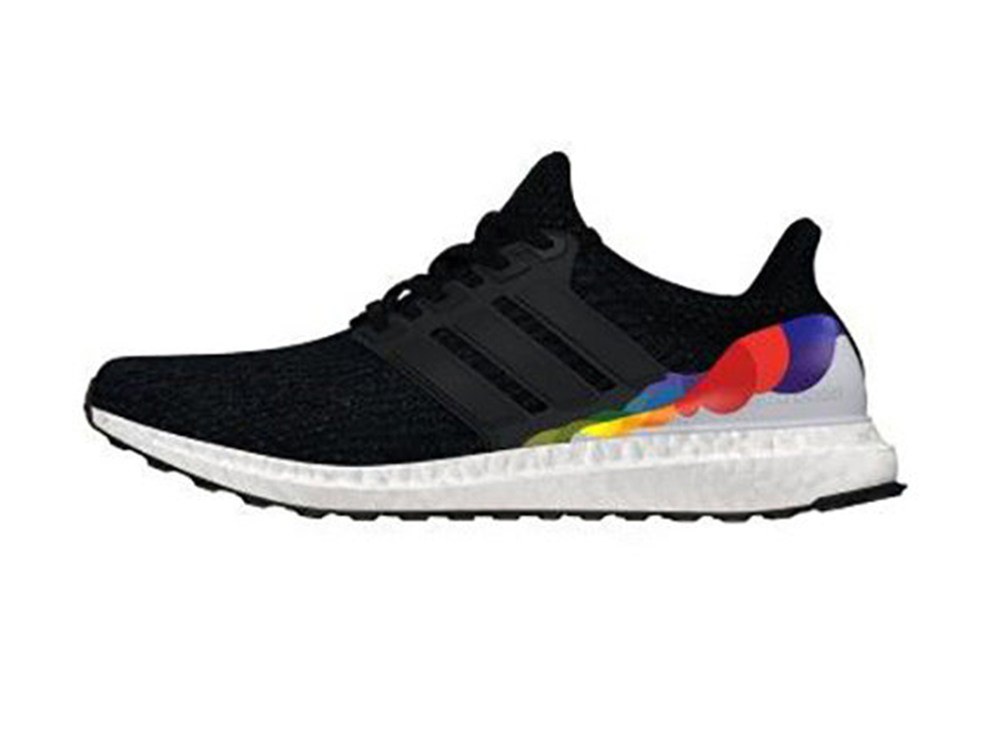 Adidas' New Pride Shoe Is the Coolest One Yet