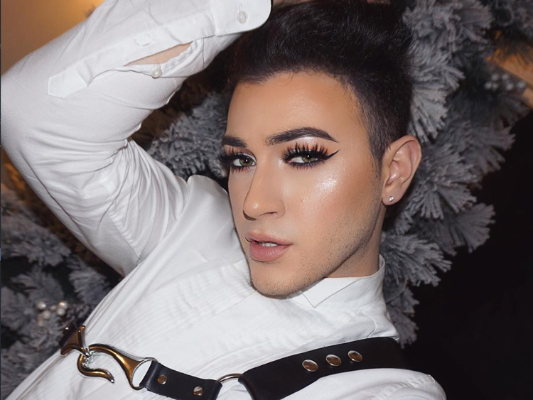 Maybelline s first male brand ambassador is a gay YouTube