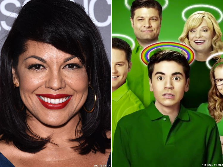 Sara Ramirez Isn't Happy About a Bisexual Joke on 'The Real O'Neals'