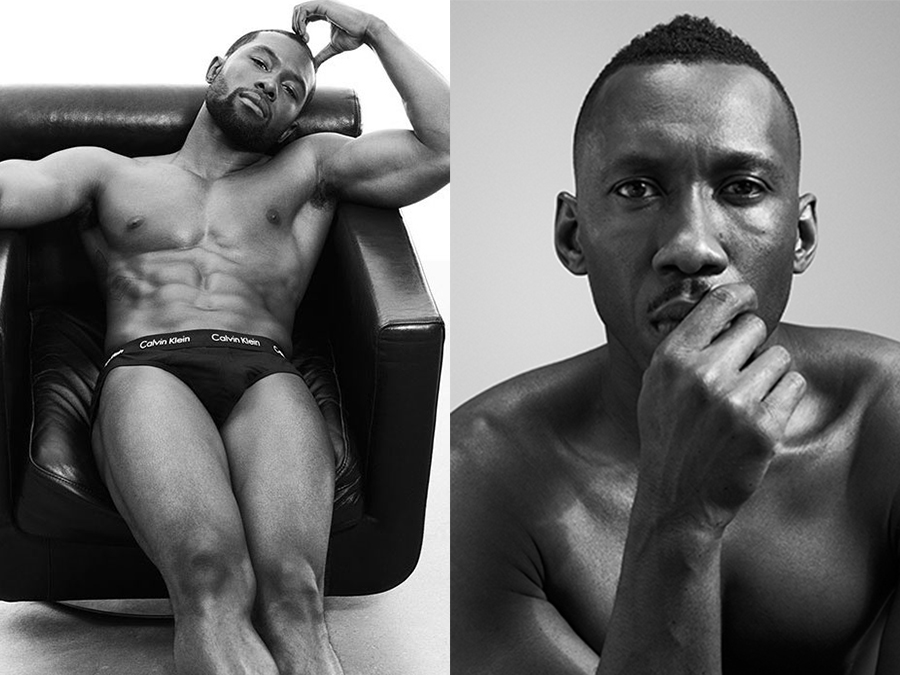 347369f31d People Are Thirsting for the Moonlight Cast s Beautiful Calvin Klein Photos