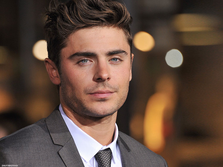 Zac Efron Does Drag in...