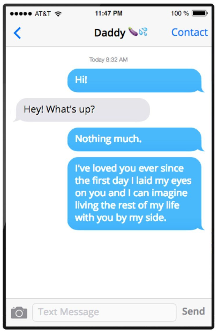 8 Things You Should Never Text Your Crush