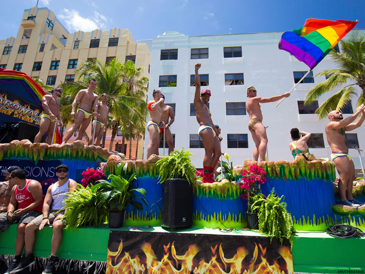 About Miami Beach Gay Pride