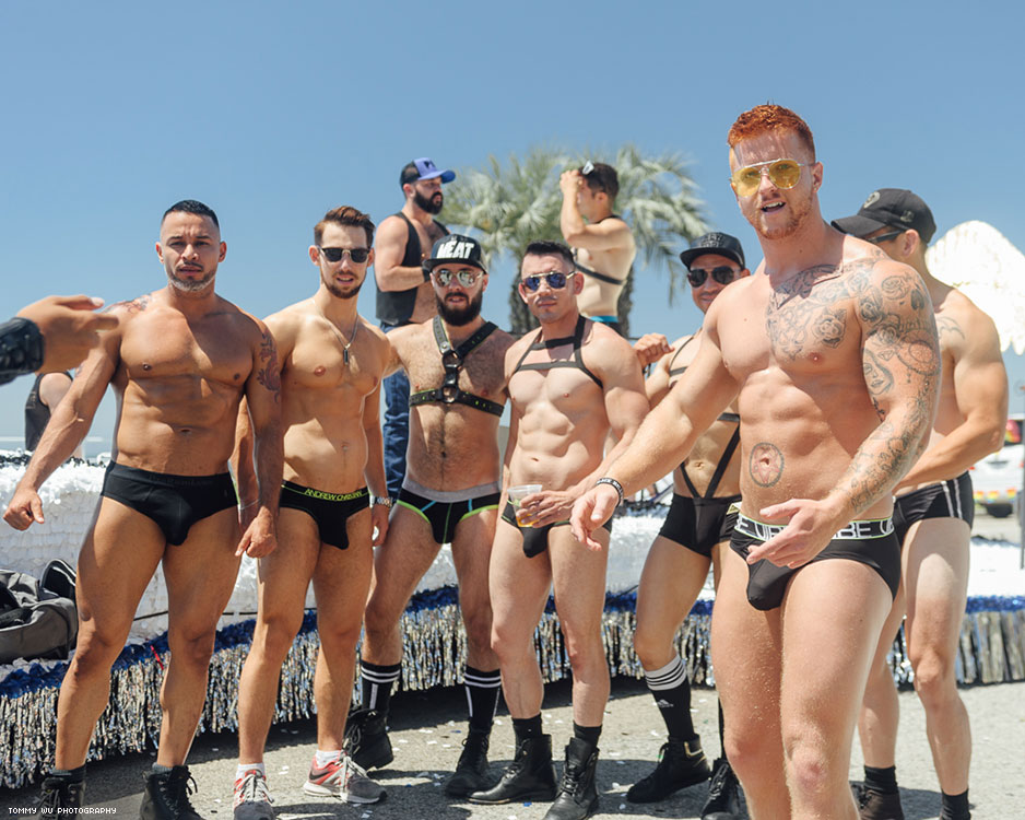 from Elijah long beach california gay pride