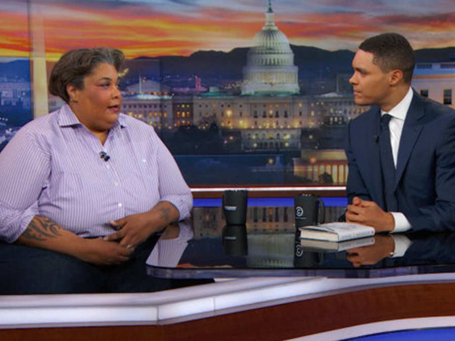 roxane-gay-trevor-noah-hunger-interview