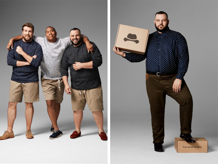Qlife News From Around The Web For The Big Boys Daniel Franzese Launches 39 The Winston Box