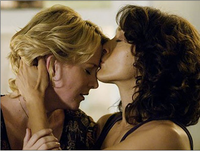Laurel holloman and jennifer beals the l word 02