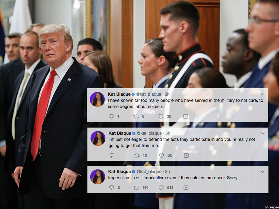 trump-transgender-military-ban-kat-blaque-tweets
