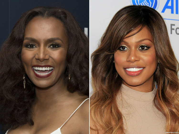Janet Mock and Laverne Cox Had the Best Clap Jack to 'The Breakfast Club's' Transphobia