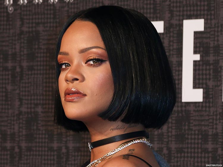 Rihanna Dropped a Teaser for Her Makeup Line Fenty Beauty and it's Diverse and LIT AF