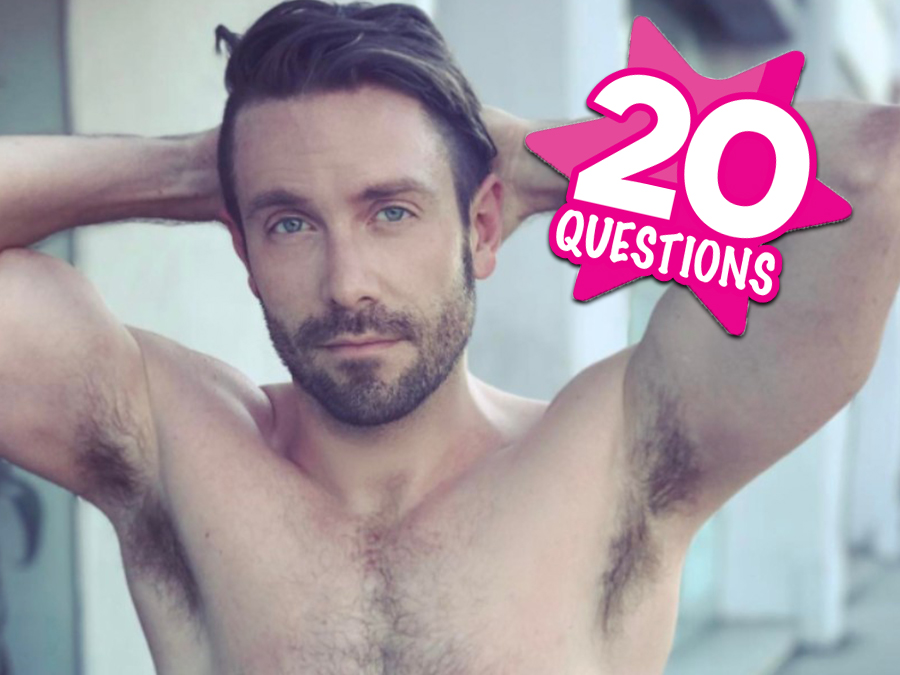 20 Questions With Kit Williamson