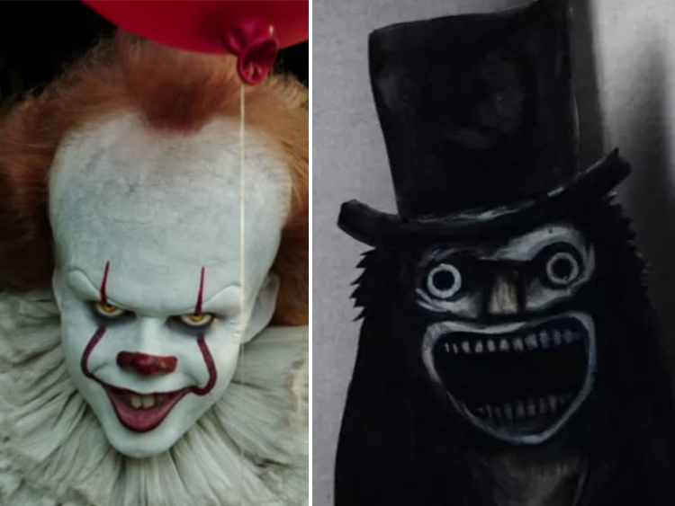 Apparently Pennywise Is Gay and Dating the Babadook (Because Why the Hell  Not?)
