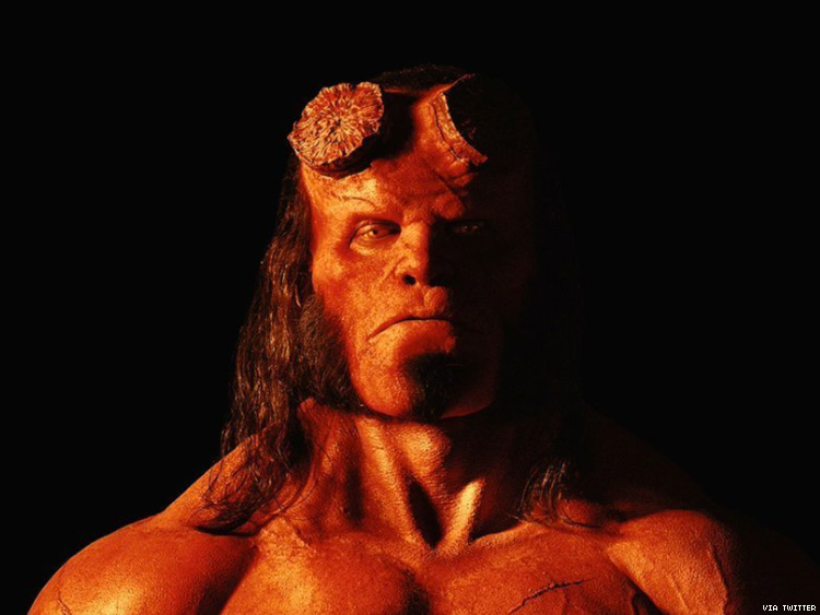David Harbour is a Serious Daddy as the Newest Hellboy