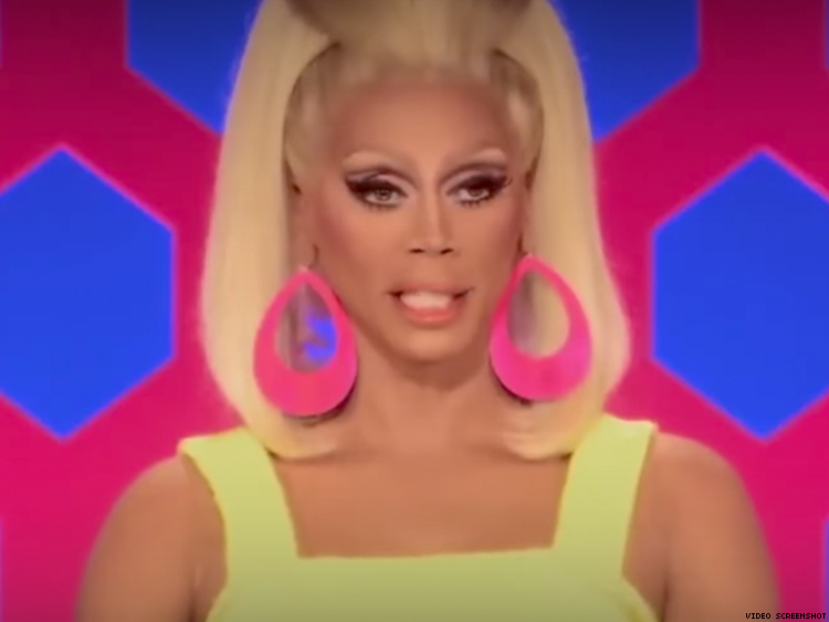 "A Creative Genius Edited Beyonce's Who Run The World with RuPaul Saying ""Girls"""