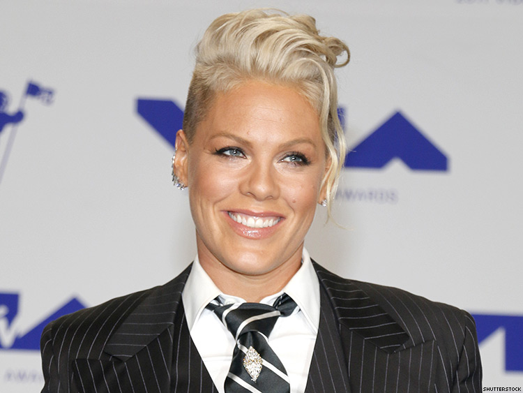 "P!nk releases newest banger ""Beautiful Trauma"""