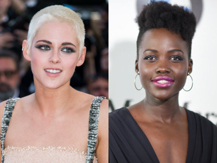 Kristen Stewart & Lupita Nyong'o Reportedly in Talks for New Charlie's Angels
