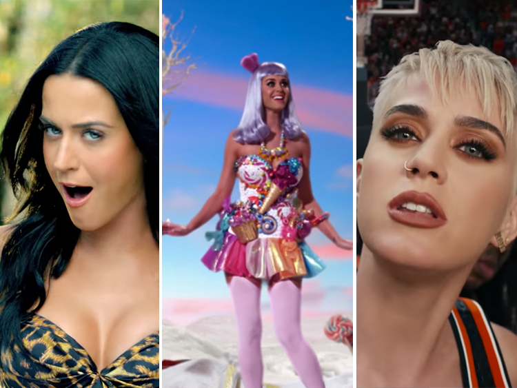 All of Katy Perry's Si... Katy Perry Songs