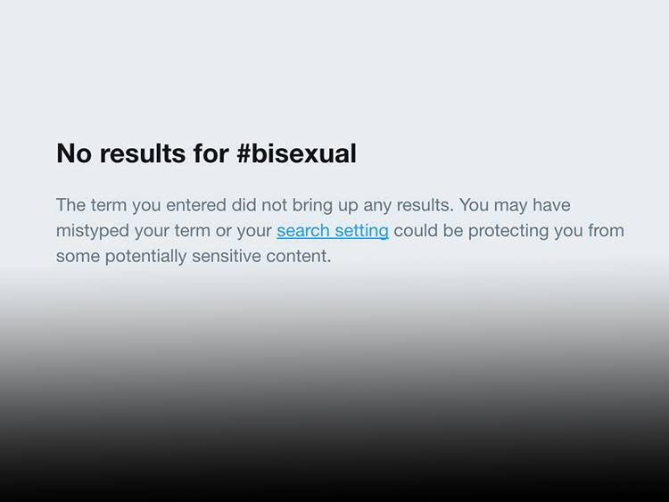 How did you come out as bisexual