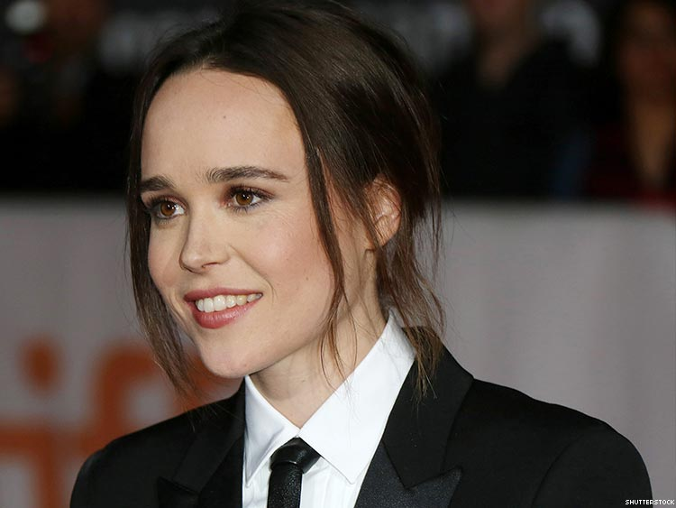 Ellen Page Says Brett Ratner Outed Her with Homophobic ... Ellen Page