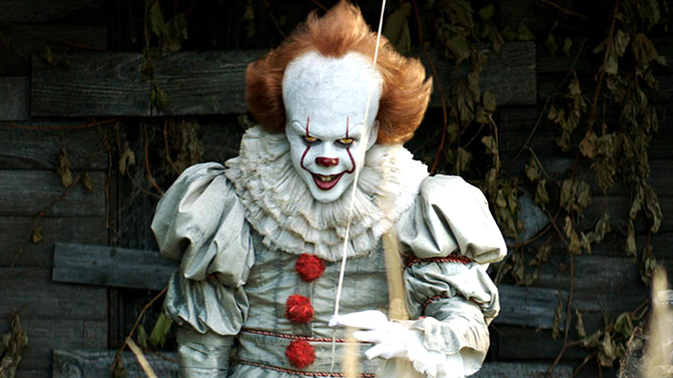 2017's Pennywise