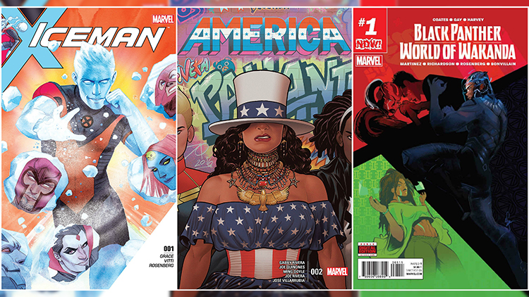 marvel-canceled-queer-comics-america-iceman-black-panther-world-of-wakanda