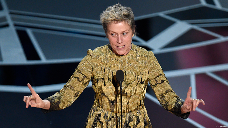 This Year's Oscars Were a Meaningless Lip Service to Women